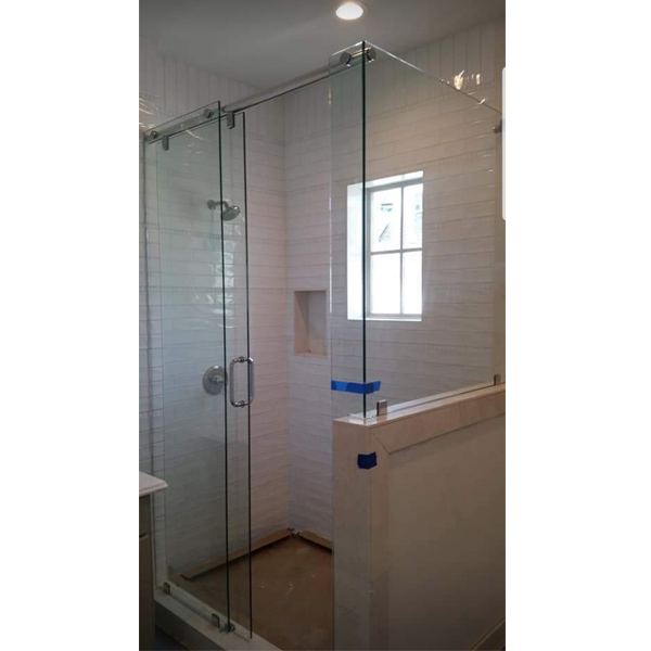 Glass Sliding Door for Showers